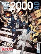 2000 AD: Prog 1828