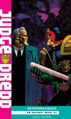 Judge Dredd: Deathmasques