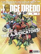 Judge Dredd Megazine #323