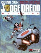 Judge Dredd Megazine #324