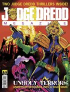 Judge Dredd Megazine #329