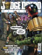 Judge Dredd Megazine #352