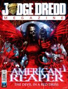 Judge Dredd Megazine #357