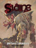 Slaine: The Brutania Chronicles – Book 2