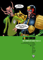 Judge Dredd: The Complete Case Files #33