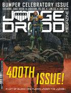 Judge Dredd Megazine #400
