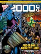 2000 AD: Prog 2100