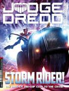 Judge Dredd Megazine #407