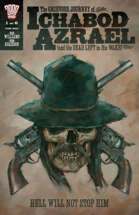 Ichabod Azrael #1: The Grievous Journey of Ichabod Azrael