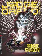 Judge Dredd Megazine #411