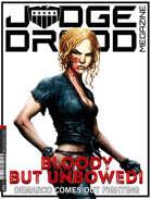 Judge Dredd Megazine #412