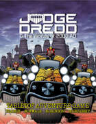 Judge Dredd RPG & 2000 AD [BUNDLE]