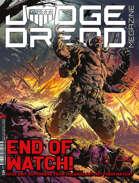 Judge Dredd Megazine #421