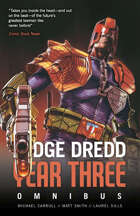 Judge Dredd: Year Three