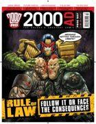 2000 AD: Prog 1607