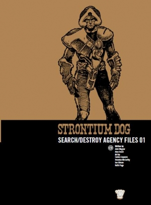 Strontium Dog: Search/Destroy Agency Files 01