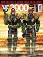 2000 AD: Prog 1664