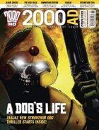 2000 AD: Prog 1689