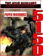 Paper Miniatures - 5150 Sci Fi