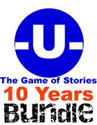 -U- The Game of Stories Ten Years [BUNDLE]