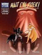 Halt Evil Doer! Second Edition