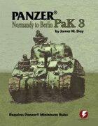 Panzer® Miniatures Rules USA Data Cards