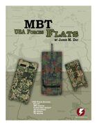 MBT Flats: USA Forces
