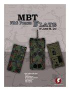 MBT Flats: FRG Forces