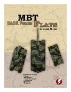 MBT Flats: BAOR Forces