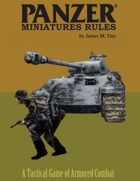 Panzer® Miniatures Rules Base System