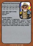 [Brushfire] Mongoose Legionnaire