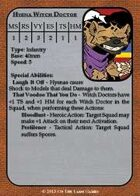 [Brushfire] Hyena Witch Doctor