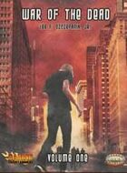 War of the Dead: Volume One (Hardcover Print or PDF )