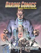Daring Comics Spotlight #1: Teleportation