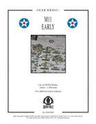 Gear Krieg Card Model: M11 Early