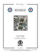 Gear Krieg Card Model: Roundhead