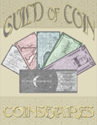 Guild of Coin: Coinshares