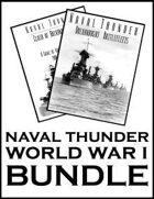 Naval Thunder: World War I [BUNDLE]