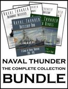 Naval Thunder: The Complete Collection [BUNDLE]
