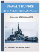 Naval Thunder: The Atlantic Campaign