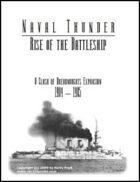 Naval Thunder: Rise of the Battleship