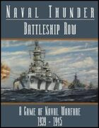 Naval Thunder: Battleship Row