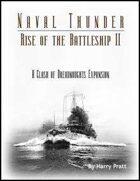 Naval Thunder: Rise of the Battleship II
