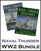 Naval Thunder: World War II [BUNDLE]