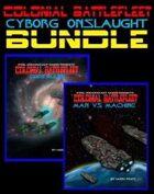 Colonial Battlefleet: Cyborg Onslaught [BUNDLE]
