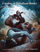 2012 Catalog of Palladium Books®