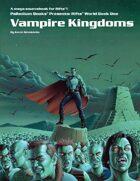 Rifts® Vampire Kingdoms - 1st Edition Rules