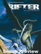 The Rifter® #62 Sneak Preview