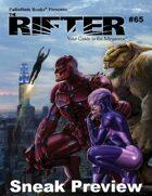 The Rifter® #65 Sneak Preview
