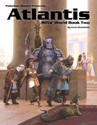 Rifts® World Book Two: Atlantis